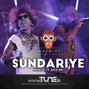 Sundariye - infinity ft. Jaya Sri Sinhala Songs MP3