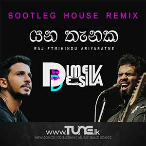 Yana Thanka ft. Mihindu Ariyaratne [Dimel De Silva Remix] Sinhala Songs MP3