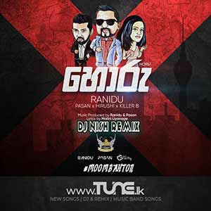 Ranidu - Horu [DJ Nish Moombahton Remix] Sinhala Songs MP3