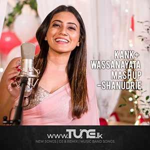Kabhi Alvida | Wassanayata Mashup by Shanudrie Sinhala Song MP3