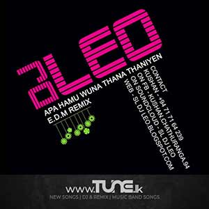 Apa Hamu Una Thana (DJ Leo Remix) Sinhala Song Mp3