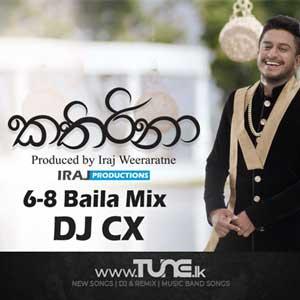 Kathirina - 6-8 Baila Mix Sinhala Songs MP3