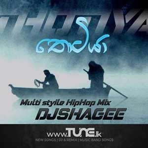 Thotiya - Multi styile HipHop Mix - V3 Boys Ft DJ Shagee Sinhala Song MP3