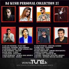 DJ Kush Personal Collection 37 (2000 To 2015 Best Hits) Sinhala Song MP3