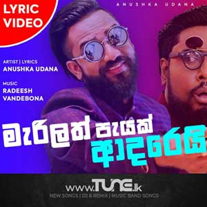 Marilath Peyak Adarei - Preethi Kasana - Wasthi Productions Sinhala Song MP3