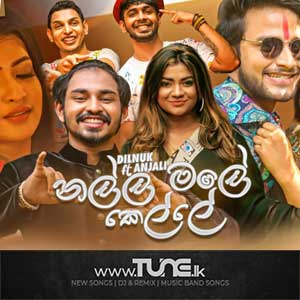 Nalla Male Kelle - Dilnuk Ranmila ft. Anjali Rajkumar Sinhala Song MP3
