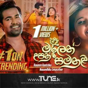 Malen Upan Samanali Raween Kanishka & Nuwandhika Senarathne Sinhala Song MP3