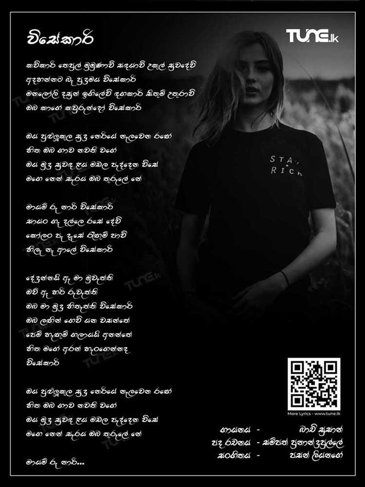 Visekari Lyrics